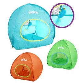 Pawise Fold-able Instant Kitty and Small Animal Play and Sleep Tent - pet-club-india