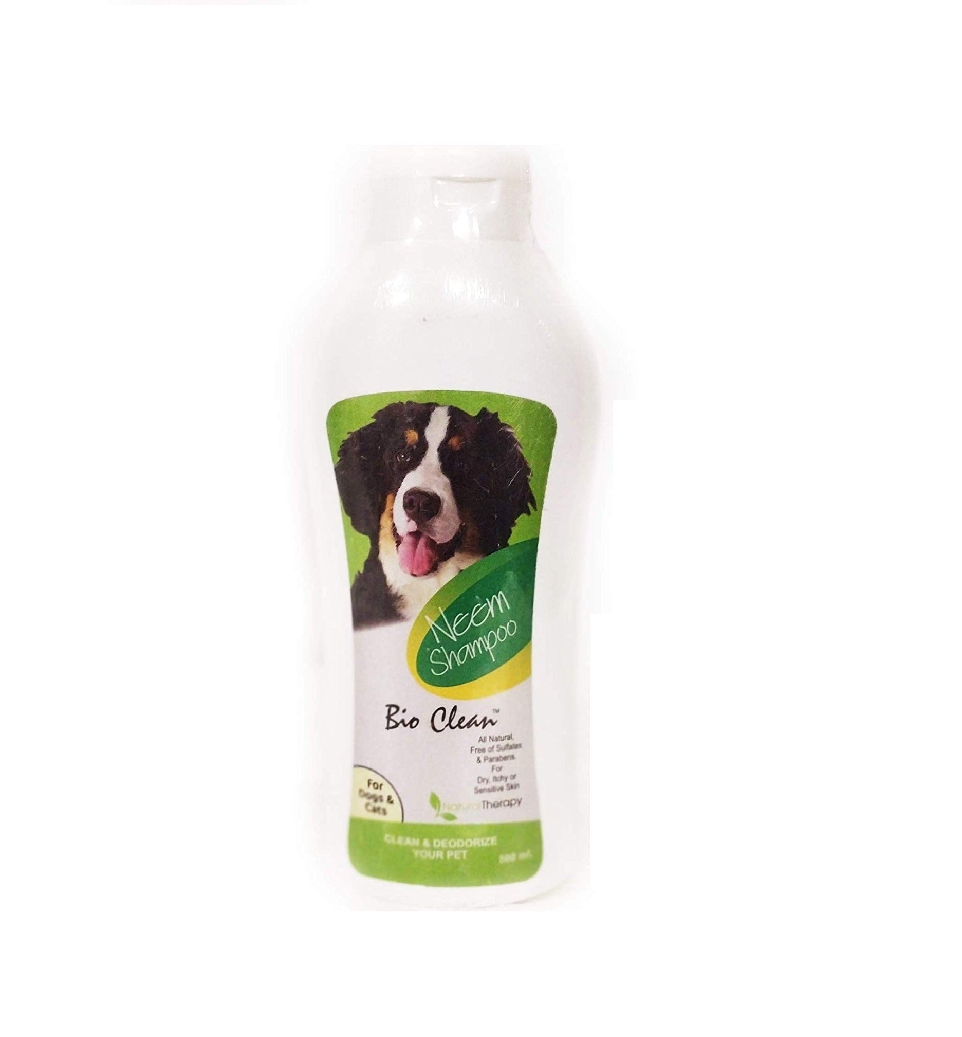 Bio Clean Neem Shampoo for Dog & Cat 200 ml - pet-club-india