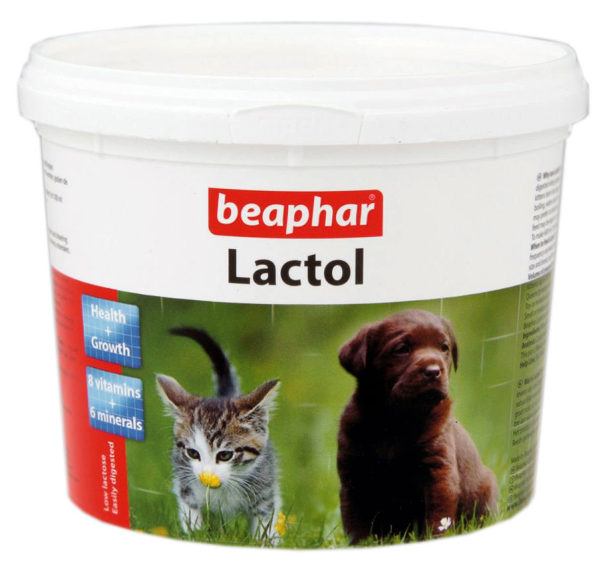 Beaphar Lactol Milk Supplement for Puppies 250 g - pet-club-india