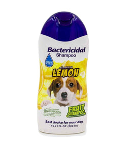 BBN All Natural Lemon Fruit Bactericidal Dog Shampoo 500 ml - pet-club-india