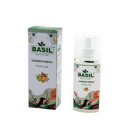 Basil Garden Fresh Perfume, 130 ml - pet-club-india