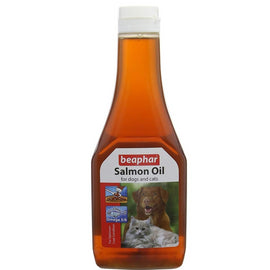 Beaphar Salmon Oil for Dog and Cats 425 ml - pet-club-india