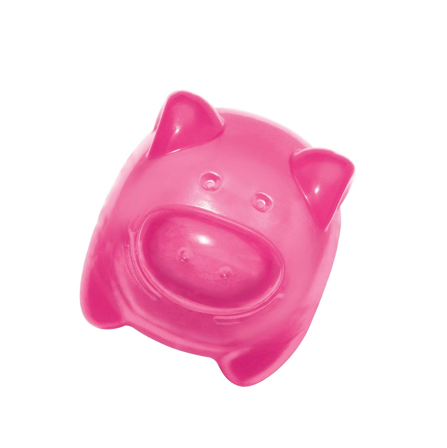 Kong Gel Pig Squeezz Dog Toy - pet-club-india