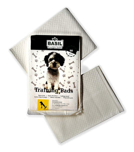 Basil Potty Training Pads For Puppies (L60cmXW45cm) - pet-club-india