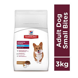 Hill's Advanced Fitness Adult Small Bites Chicken & Barley Recipe Dog Food - pet-club-india