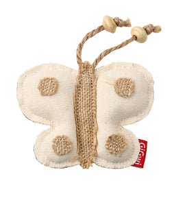 Gigwi Eco Line Butterfly Catch & Scratch Catnip Cat Toy - pet-club-india
