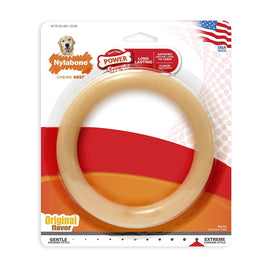 Nylabone DuraChew Original Flavor Ring Dog Chew Toy - pet-club-india