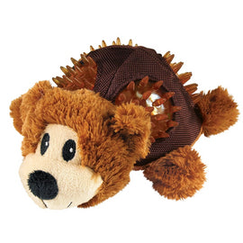 Kong Shells Bear Squeaky Dog Toy - pet-club-india