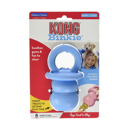 Kong Puppy Binkie Dog Toy - pet-club-india