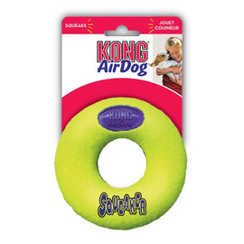 Kong Air Dog Squeaker Donut  Medium Dog Toy - pet-club-india