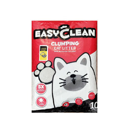 Easy Clean Lemon Scent Cat Litter 8 kg - pet-club-india