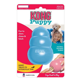 Kong Puppy Rubber Chew Dog Toy - pet-club-india