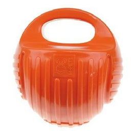 M-Pet Arco Squeaky Ball Dog Toy-Medium 12 cm - pet-club-india