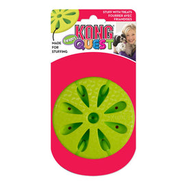 Kong Quest Foragers Flower Interactive Dog Toy - pet-club-india