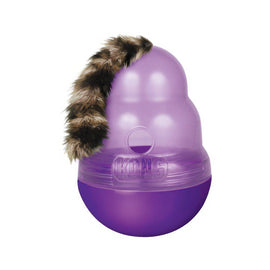 Kong Cat Wobbler Treat Dispenser Cat Toys - pet-club-india