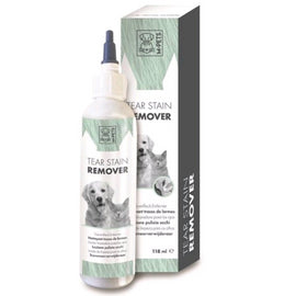 M-Pet Tear Stain Remover for Dogs / Cats 118 ml - pet-club-india