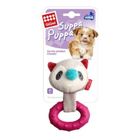 Gigwi Suppa Puppa Coon Squeaky Dog Toy - pet-club-india