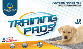Goofy Tails Pet Training Puppy Potty Pad for Dogs (L 90cm X W 60 cm)
