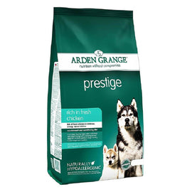 Arden Grange Rich in Fresh Chicken Prestige Adult Dog Food - pet-club-india