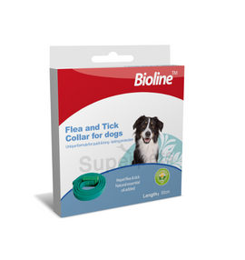 Bioline Flea and Tick Adjustable Dog Collar - pet-club-india