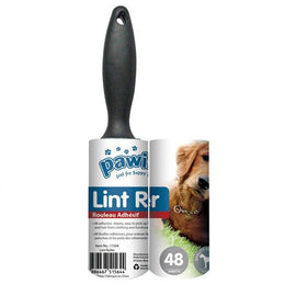 Pawise Remove Hair Lint Roller 48 Sheet with Refill Roller - pet-club-india