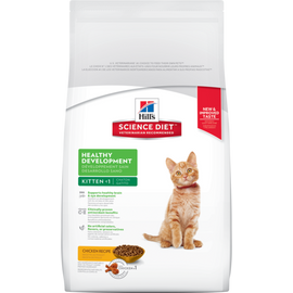 Hill's Science Diet Healthy Development Kitten Chicken Cat Food 2 Kg - pet-club-india