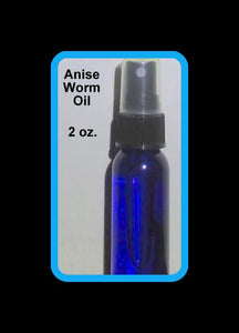Anise/Worm Oil Scent