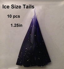 Load image into Gallery viewer, Ice Fishing Tri-Angler Tails 1.25 inches