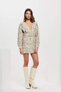 SACHI MINI SHIRT DRESS
