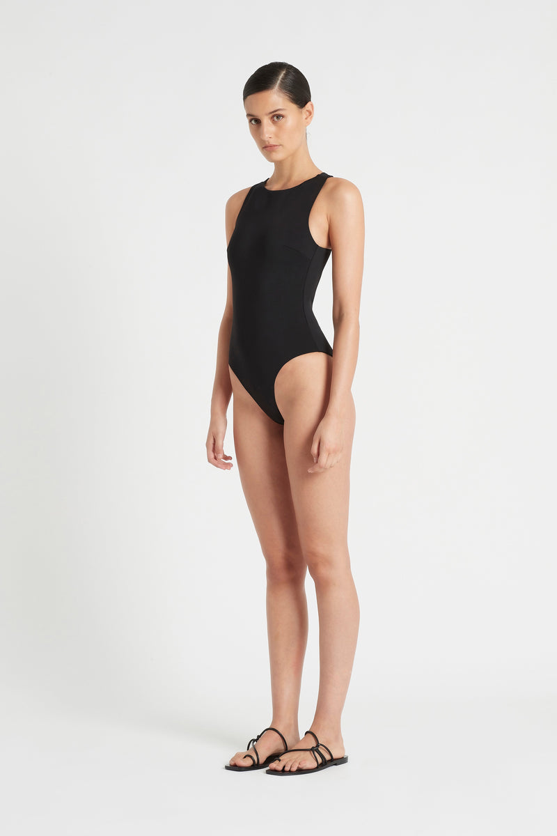 SIR the label HENDRY RACER ONE PIECE BLACK