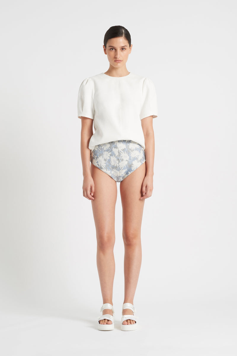 SIR the label ANAIS BRIEF BLUE ANAIS PRINT