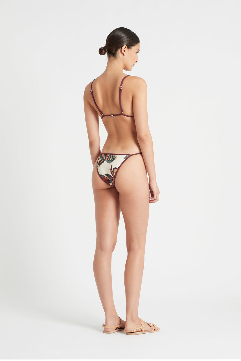 SIR the label AMBROISE BIKINI BRIEF AMBROISE PRINT