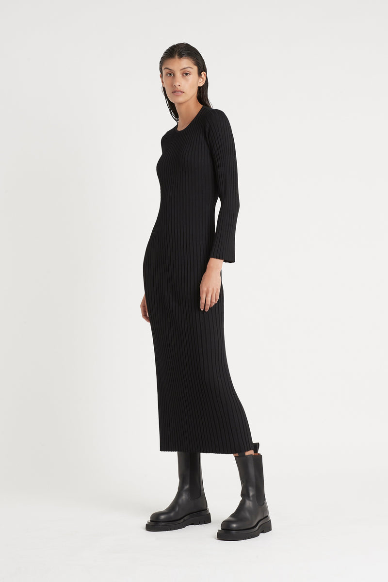 LUCCA LONG SLEEVE DRESS