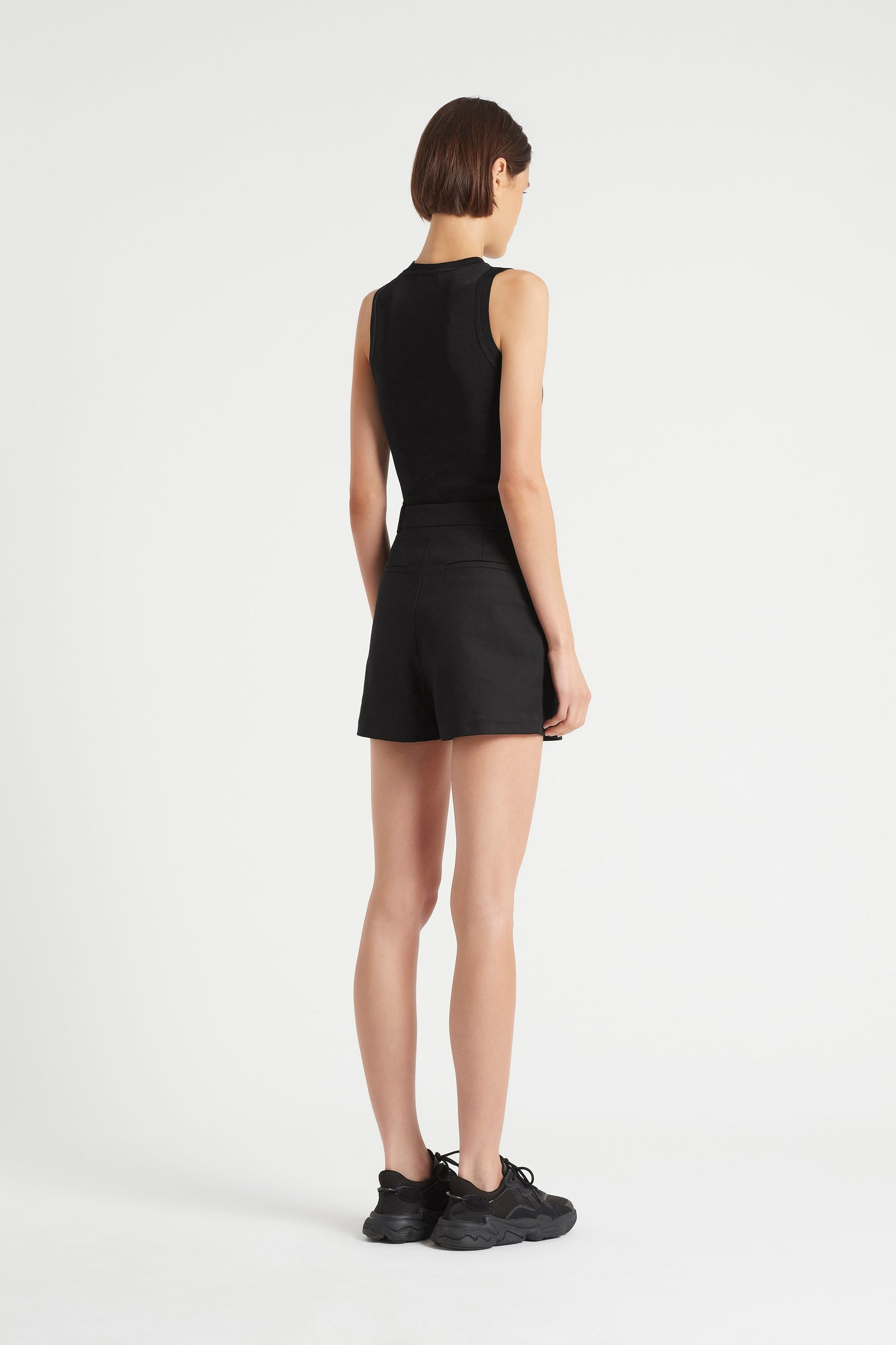 SIR the label SABINE SHORT BLACK