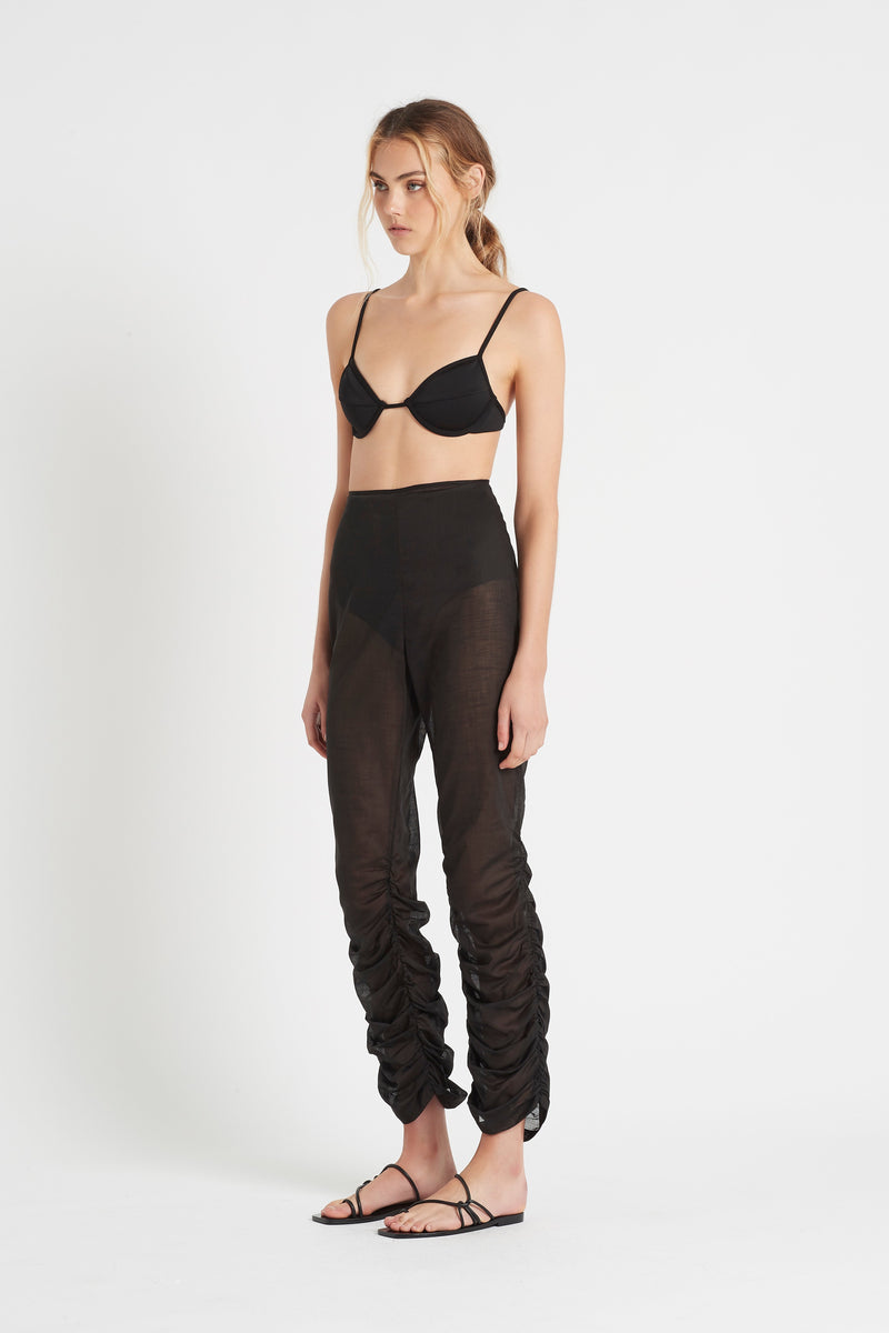 SIR the label ALINA PANT BLACK