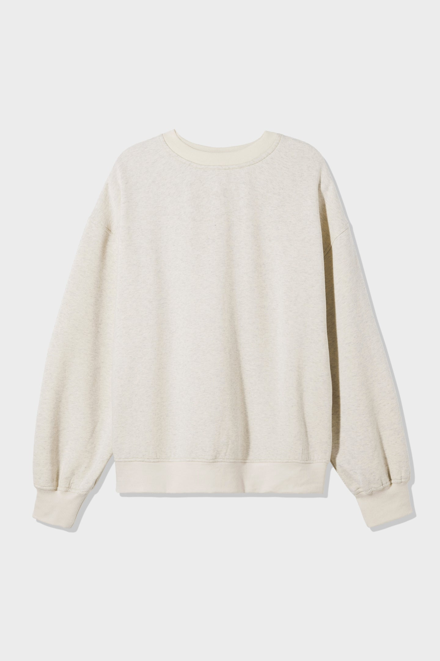 SIR the label UNISEX CREW NECK SWEATER MARLE