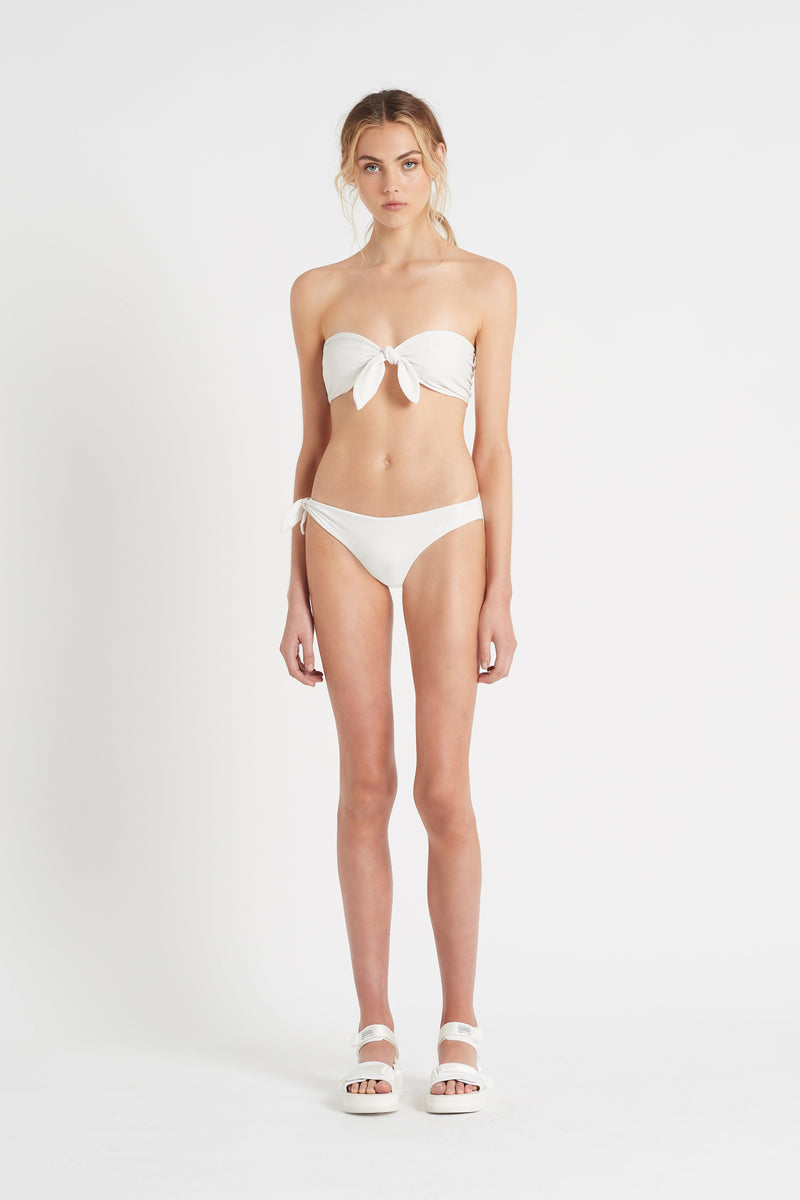 SIR the label LOUIS TIE BRIEF IVORY