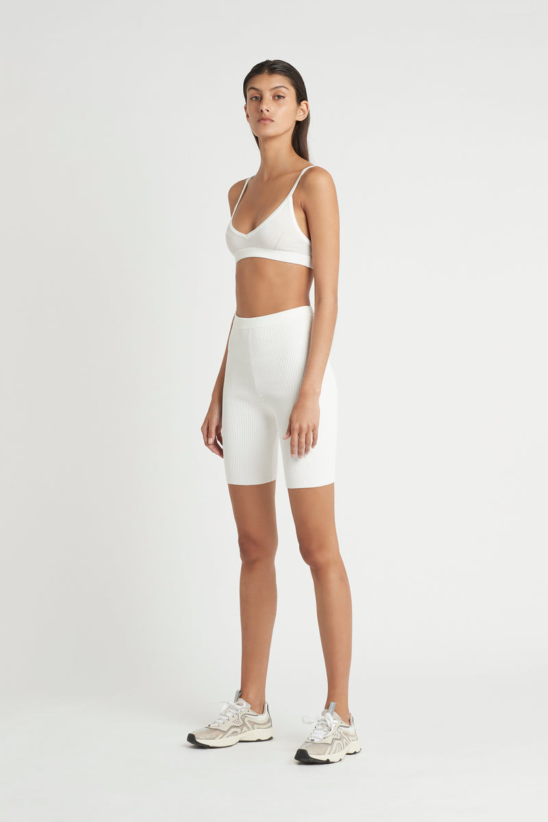 SIR the label MAXINE SHORT IVORY