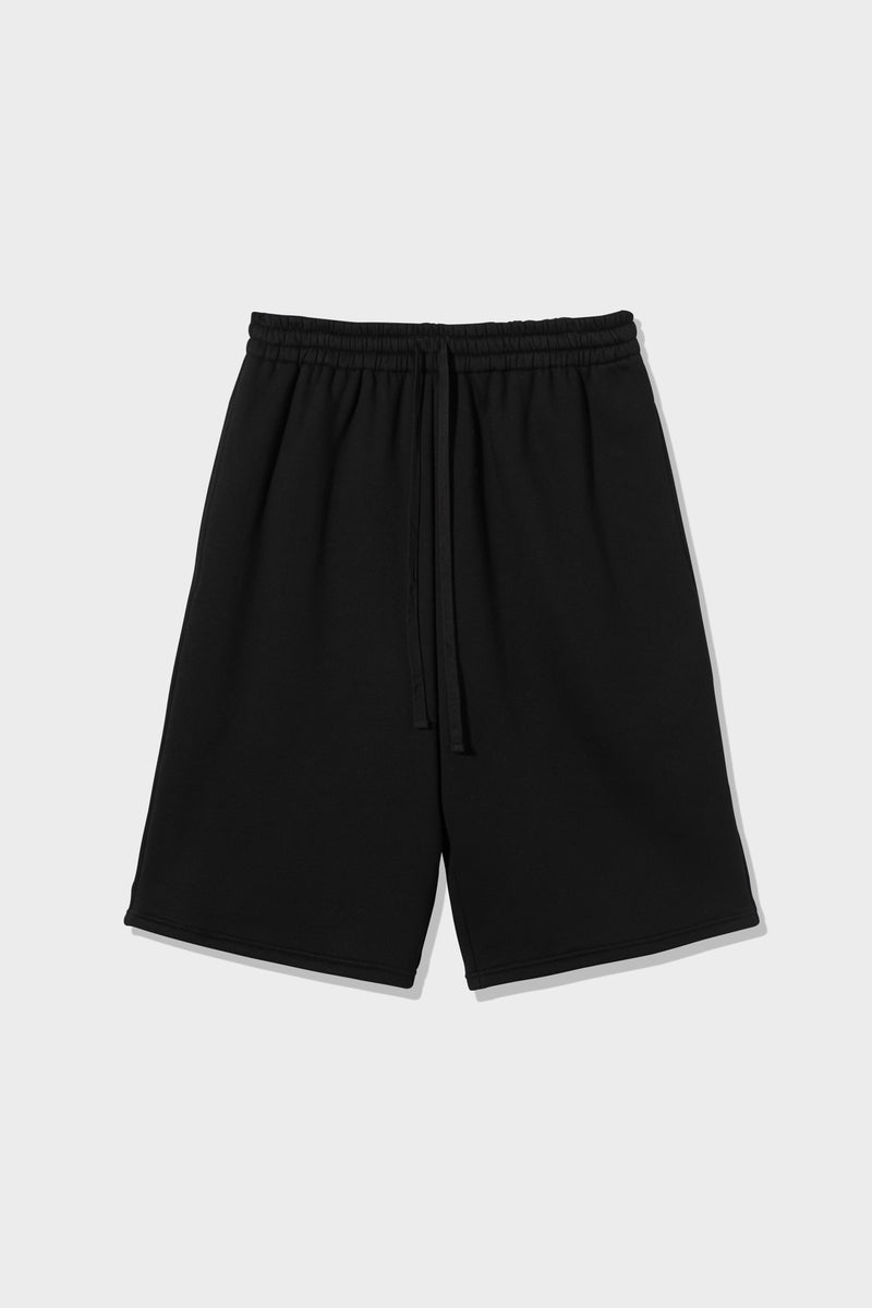 SIR the label MENS TRACK SHORT BLACK