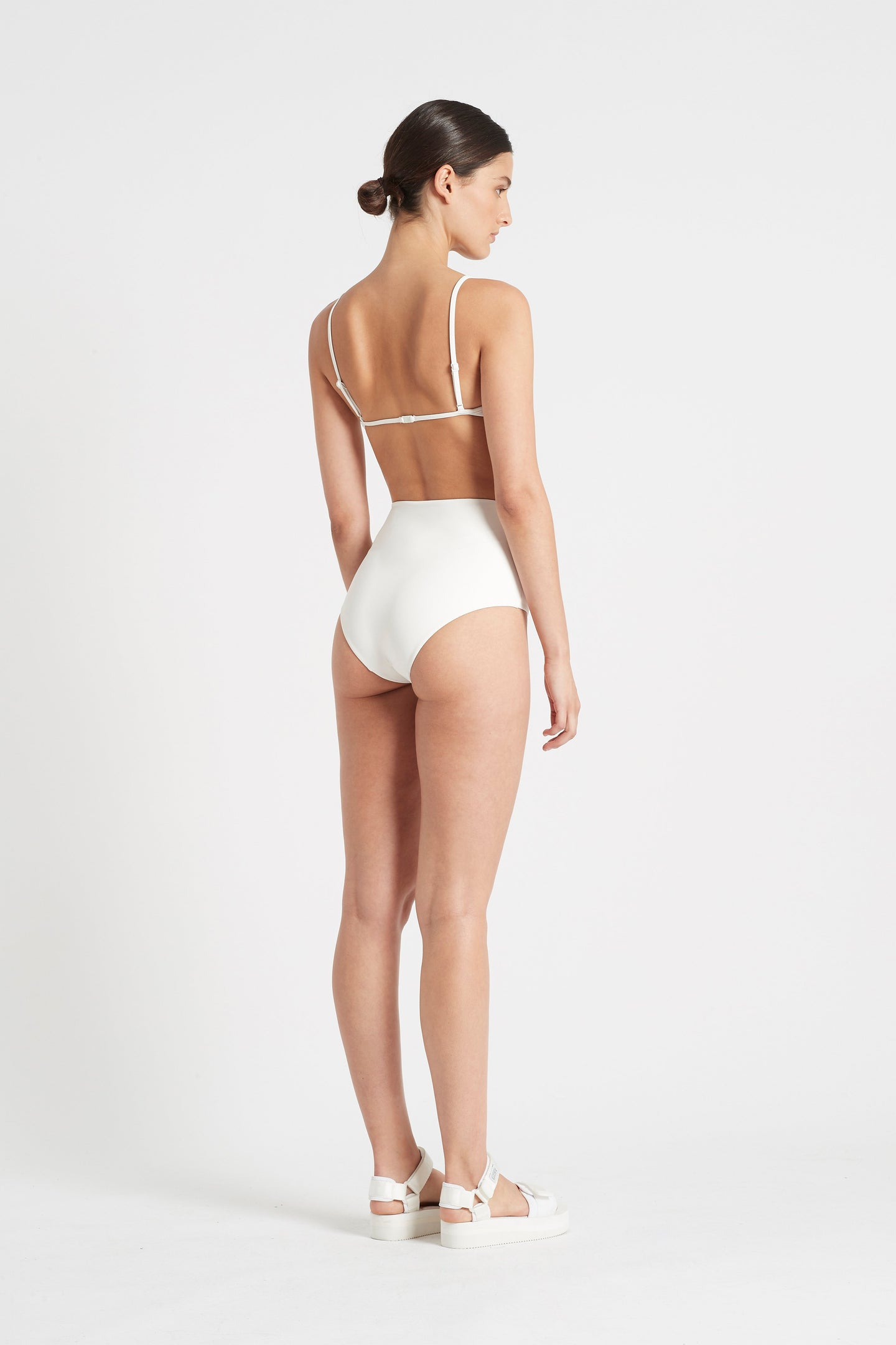 SIR the label LOUIS BALCONETTE BIKINI IVORY