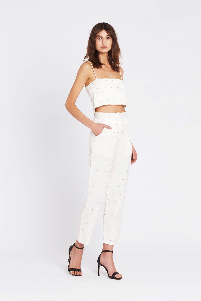 STEVIE CROPPED CAMI