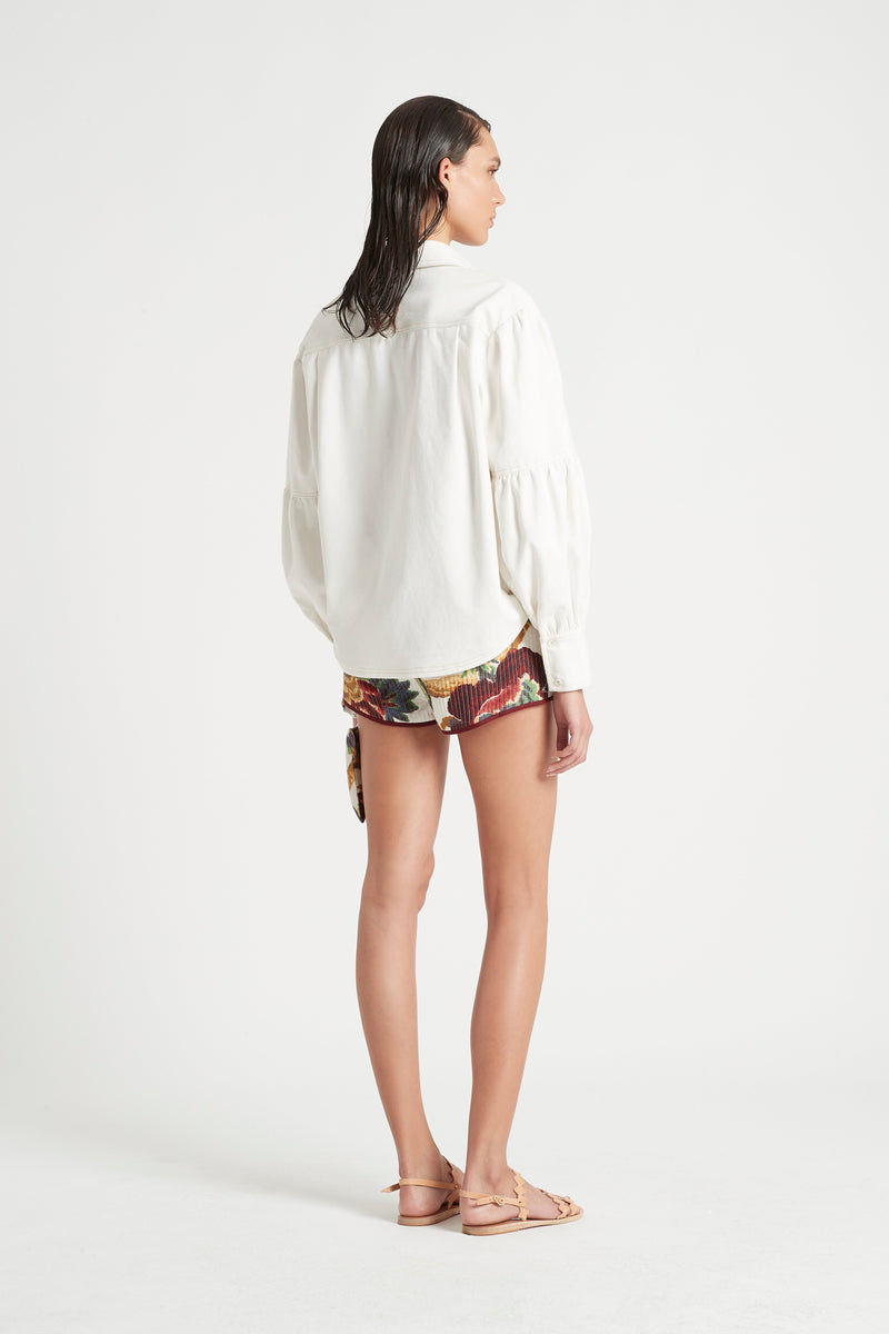 MAURICE OVERSIZED SHIRT