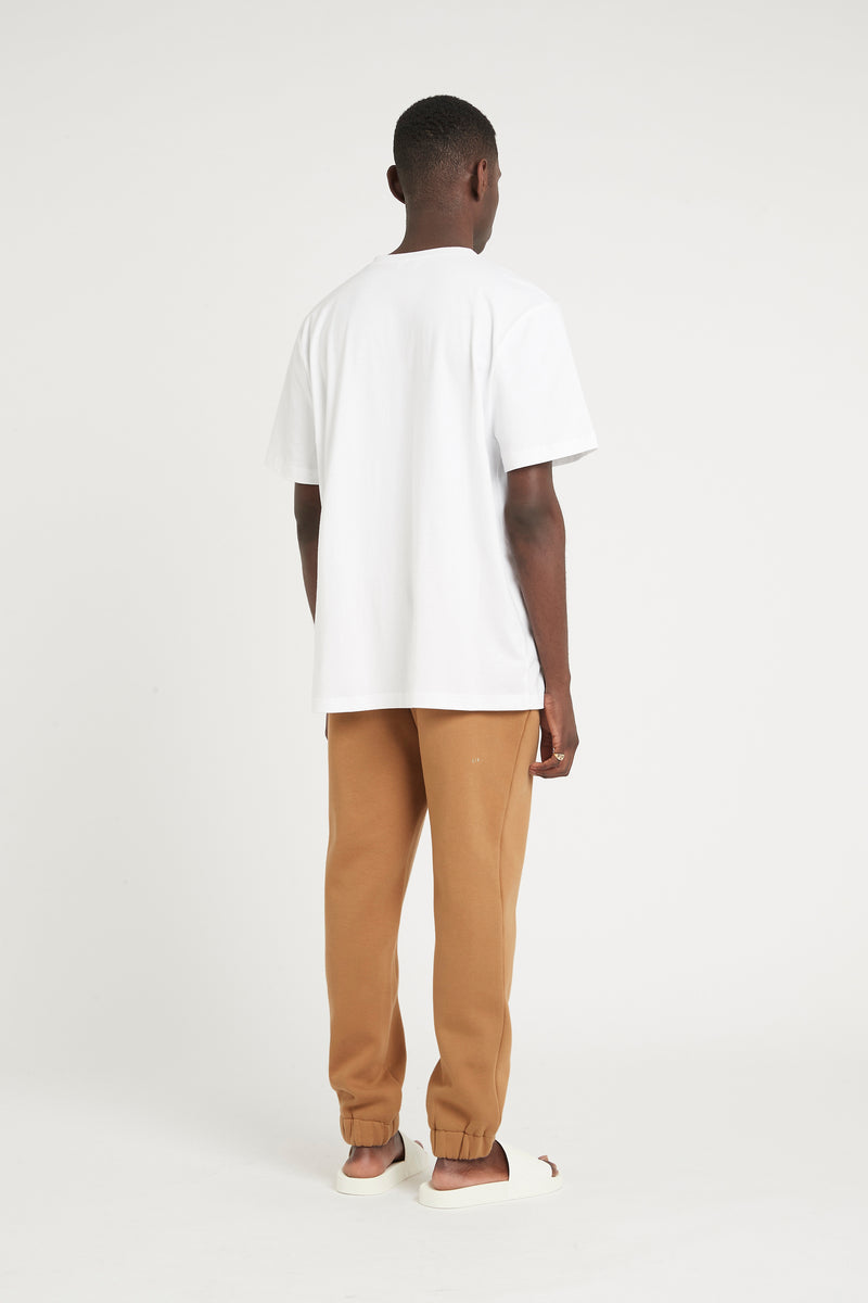 SIR the label LEONE MENS TRACK PANT CAMEL