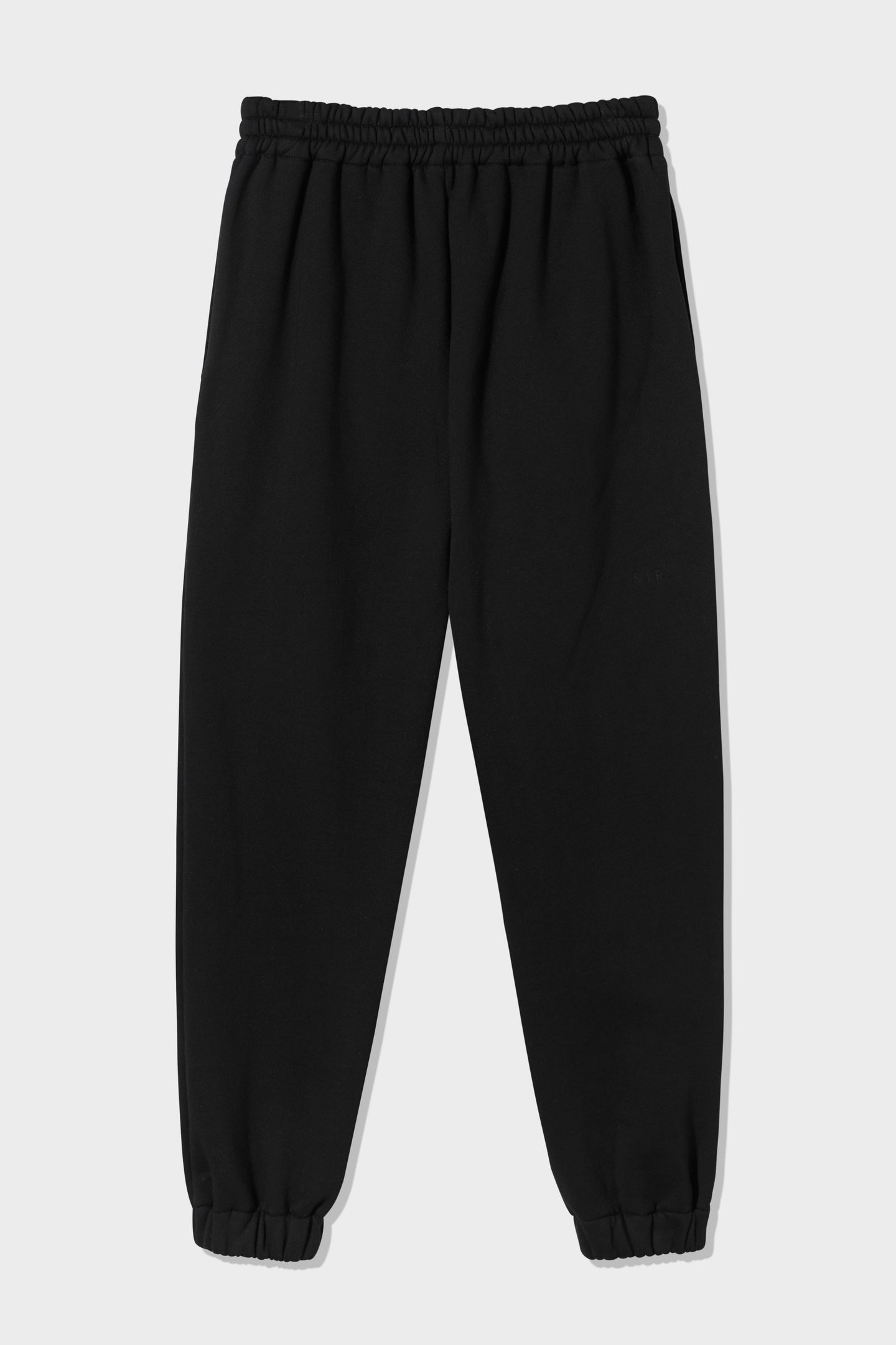 SIR the label MENS TRACK PANT BLACK