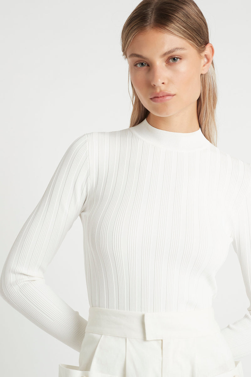 CELLE LONG SLEEVE TOP