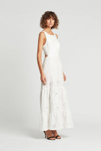 ALENA TIERED MAXI DRESS