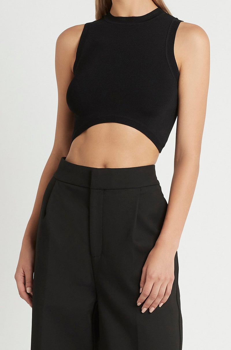 MAXINE CROPPED TANK