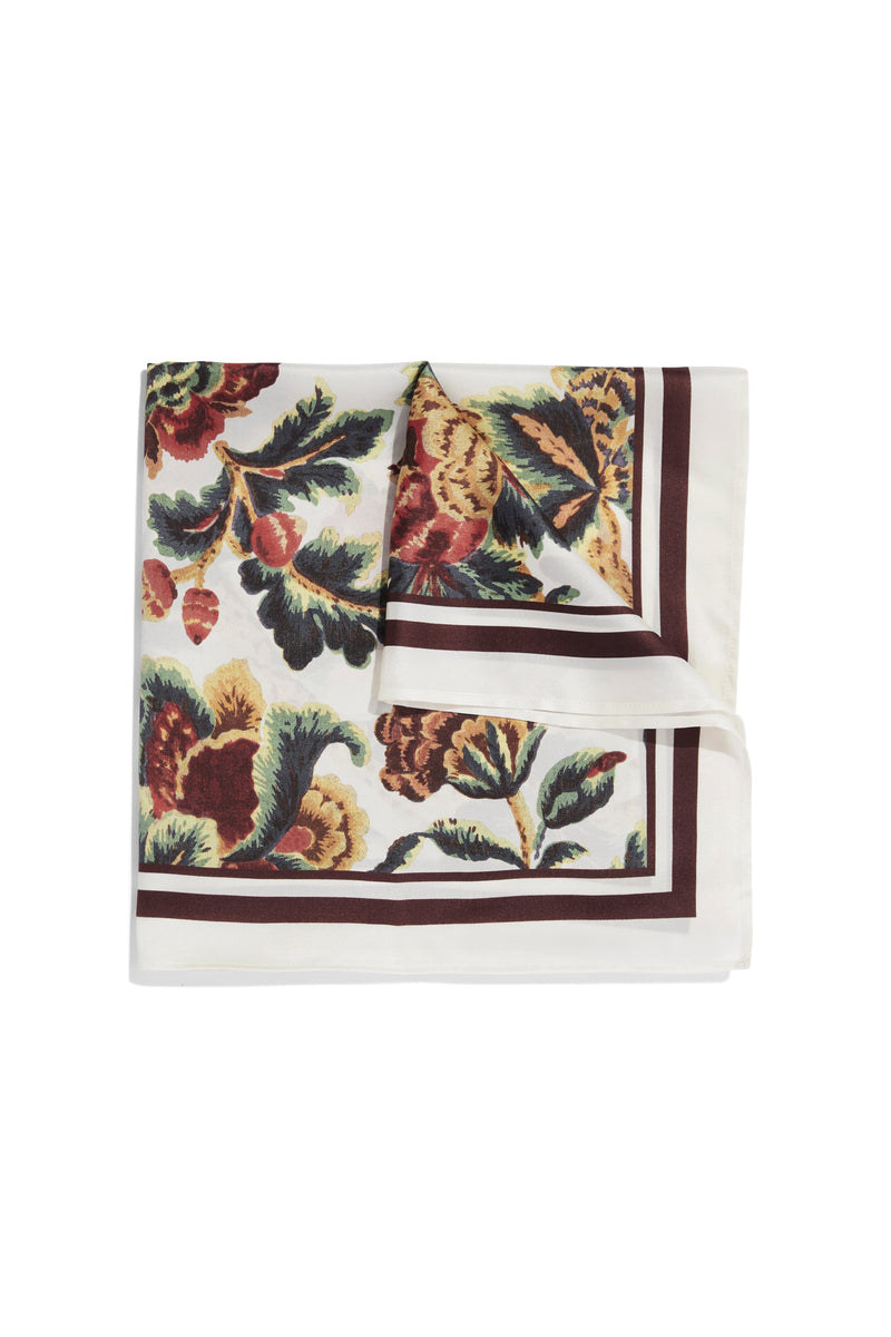 SIR the label AMBROISE SCARF AMBROISE PRINT