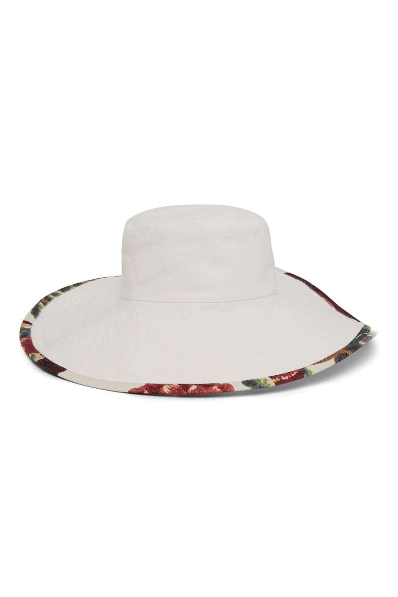 SIR the label MAURICE SUN HAT IVORY AMBROISE