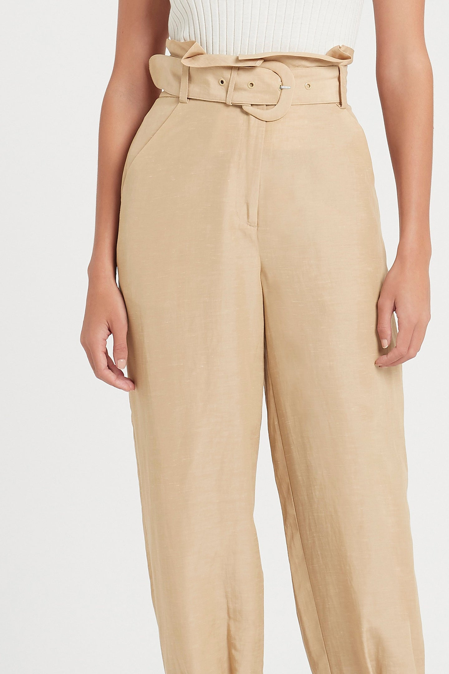 SIR the label LEON PANT CARMELO